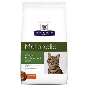 Hills Prescription Gatos Diet Metabolic 3.8 Kg