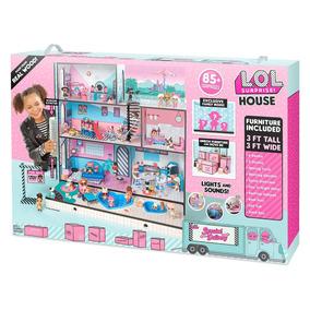 Casa Da Lol - Surprise House - 85 Surpresas