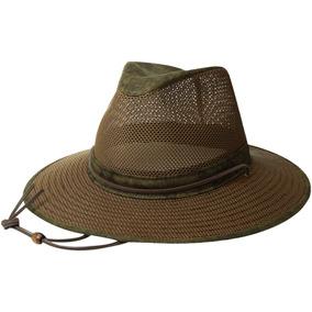 ba50fae86722f Henschel Sombreros Australiana Breezer 5310 Malla De Algodón