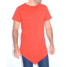 Camiseta Camisa Blusa Oversized Longline Masculina Swag Top