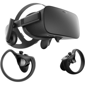 Oculus Rift + Touch De Realidad Virtual