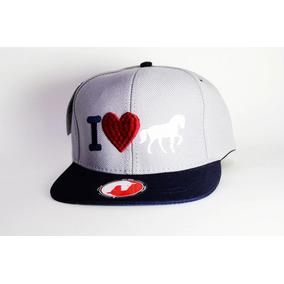 8d1ab31061b7b Bones Love Horse - Bonés para Masculino no Mercado Livre Brasil