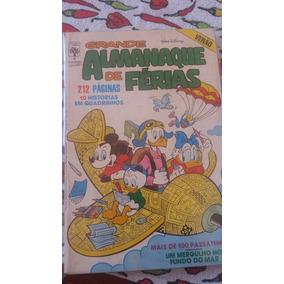 Grande Almanaque De Férias N. 6 Janeiro 1987