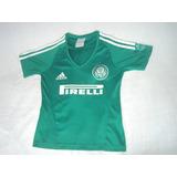 dfdb31b127 Camisa Adidas Palmeiras Feminina Tamanho P - Camisas de Futebol no ...
