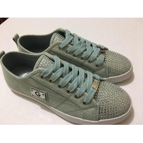 Tenis Casuales Marca G By Guess