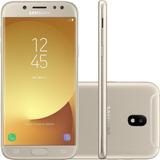 Galaxy J5 Pro Dual 32gb Leitor Bio 4g Tela 5 Cam 13mp Brinde