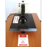 Prensa Térmica Rimaq - Stamp Cor Plus - Máquina De Estampar