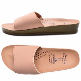 56c01b8d7 Alongador Para Fascite Plantar - Sapatos Nude no Mercado Livre Brasil