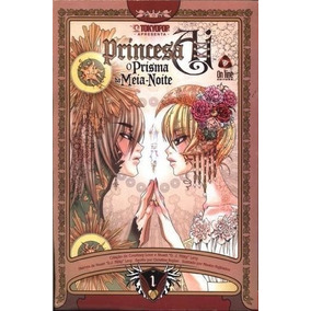 Mangá Princesa Ai - O Prisma Da Meia-noite #1 Novo