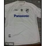 Camisa Santos Fc Umbro - Camisa Santos Masculina no Mercado Livre Brasil 63e955d36ebc6