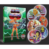 He-man Primeira Temporada Volume 1 (6 Dvd