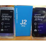 Samsung J2 Pro. De 16gb. Se Obsequia El Vidrio Templado