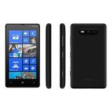 Nokia Lumia 820 - 4g Windows Phone 8 Câmera 8mp - Novo