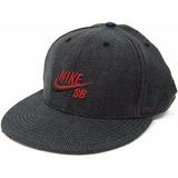 Boné Nike Sb 6.0 Cinza Tam 71 8 Flexfit New Era Frete Gratis d45a4189fd1
