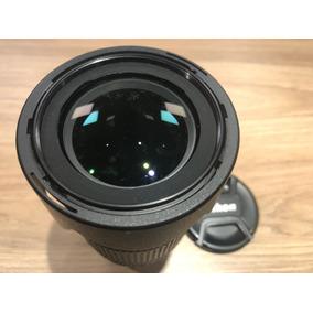 Nikon D5000 + Lente 18-105mm Nikkor