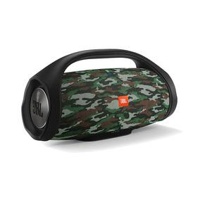 Caixa De Som Bluetooth Jbl Boombox Camuflado