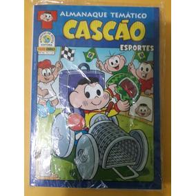 Revista Almanaque Tematico Do Cascao - Esportes