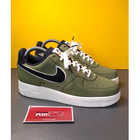 Tenis Nike Air Force Verde - Tênis Casuais no Mercado Livre Brasil 82d040262e585