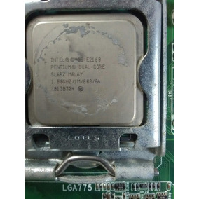 Cpu Pentium Dual Core, 1.88mhz, Con Dicipador Y Ventilador