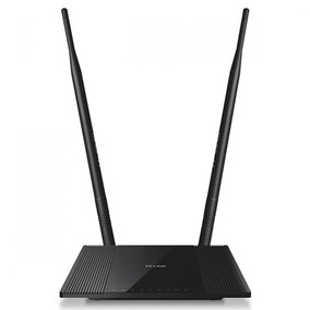 Roteador Wi-fi N 300mbps High Power Tp-link Tl-wr841hp (v2)