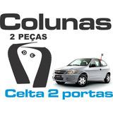 Colunas Adesivo Blackout Celta 2 Portas