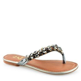 b782b9bac7 Sapatos Femininos Ouro Velho - Sandálias e Chinelos no Mercado Livre ...