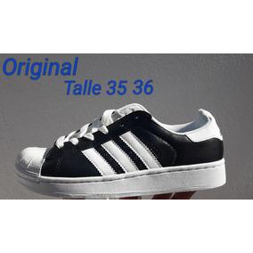 Superstar Original, Talle 35 Y 36, Consultar Stock.