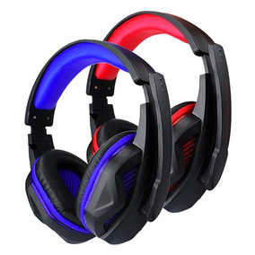 Headset Gamer 5.1 Led Ultra Bass Microfone Fone Gaming Hz711