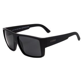 93fccedb99b12 0evoke The Code - Óculos De Sol Br03 Black Matte  Gray