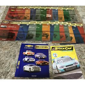 Coleção Encarte Chevrolet Collection Salvat 01 Até 22 ! ! !