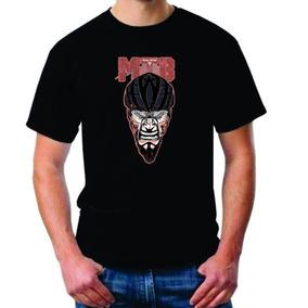 Camiseta Casual Mtb - Camisetas Manga Curta para Masculino no ... a669263c9768f
