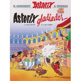 Asterix Gladiador Numero 4 Planeta Excelente