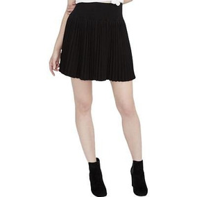 7110 Plisada Rachel Casual Bhfo Mujer Mini Con Falda Textura nr85I8q4Fw