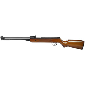 Carabina De Pressão Chumbinho Under-b Wood 4,5mm - Qgk