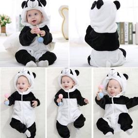 Mameluco Bebé Ropa Osito Panda Temporada Bonito Envio Gratis a79e58dd743