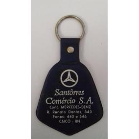 Chaveiro Personalizado Da Concessionária Mercedes-benz