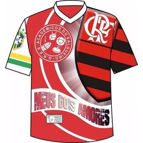 1bad0bb88d3fc Camisa Salgueiro Flamengo - Camisas no Mercado Livre Brasil