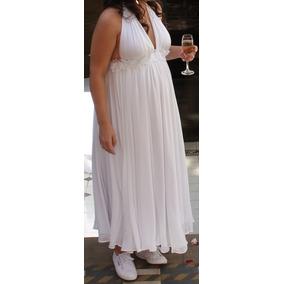Vestidos novia embarazada civil