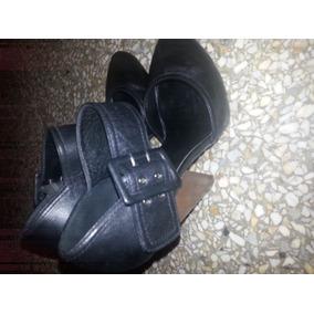 Zapatos Suela Gruesa Negros - Zapatos Mujer en Mercado Libre Venezuela f9ab48fdb617d