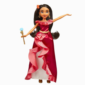 Bella Princesa Disney Elena De Avalor Original Habro 30 Cm