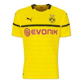 a7e3aa7c5ac3a Camisetas de Clubes Extranjeros Adultos Borussia Dortmund en Mercado ...