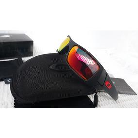 Óculos Oakley Gascan Preto vermelho Polarizado - Importado c326c4f32c8