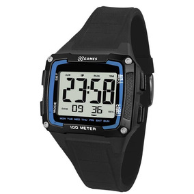 Relógio X-games Masculino Digital Preta Xgppd099bxpx
