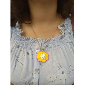 Collar Artesanal De Gatitos + Envio Gratis