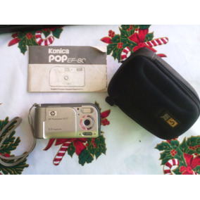 Camara Fotografica Hp Photosmart E317 5.0 Megapixeles.