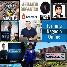 Fórmula Negócio Online + Afiliado Viking + Vgl + Copy + 30