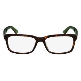 Óculos De Grau Lacoste L2672 214/54 Tartaruga