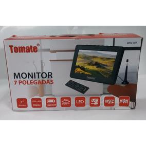 Tv Monitor Tomate 7 Tv Digital