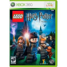 Lego Harry Potter 1-4 Anos - Xbox 360 - Midia Física