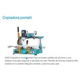 Copiadora Portatil Yilmaz Para Aluminio/pvc 4203
